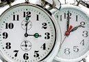 Враћање часовника уназад у ноћи између суботе и недеље