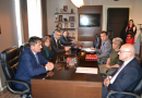 Министар културе и информисања Владан Вукосављевић у посети Крушевцу