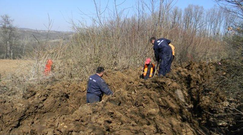 Отпочели радови на изградњи магистралног цевовода од резервоара Брајковац до села Каменаре