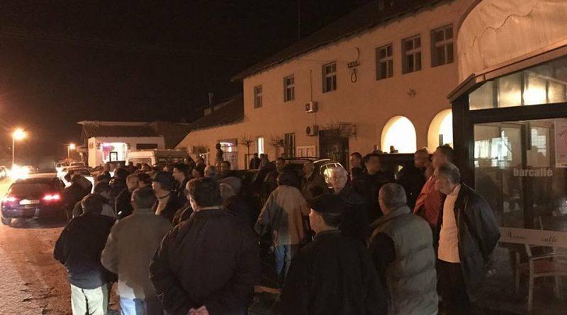 Руководство општине Варварин разговарало са мештанима Обрежа