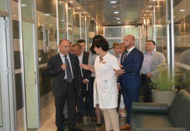 """Амбасадор Кипра посетио СБ """"Меркур"""""""