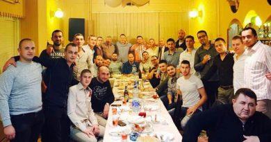 """""""Baskijci"""" proslavili peti rođendan"""
