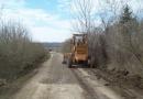 Уређење пољских путева пред почетак сезоне пољопривредних радова