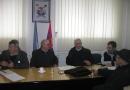 Састанак представника Општине Варварин, РХМЗ и противградних стрелаца