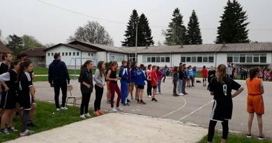 Општинско такмичење у атлетици у Доњем Крчину