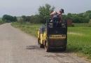У току поправка ударних рупа на општинским путевима
