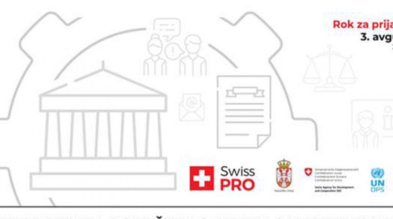 Конкурс за швајцарску подршку социјално иновативним пројектима истиче 3. августа