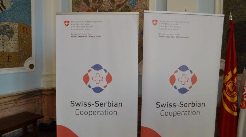 Швајцарска подршка Расинском округу