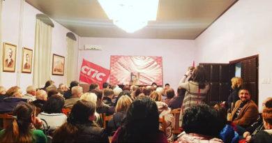 Изборна конференција трстеничких социјалиста, подршка кандидатури Ивице Дачића