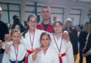 Младе каратисткиње освојиле три злата и једно сребро на интернационалном турниру у Нишу
