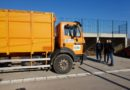 """Камион смећар на поклон ЈКСП """"Комстан"""" од побратима из Словеније"""