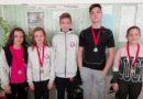 Успех младих пливача на окружном такмичењу