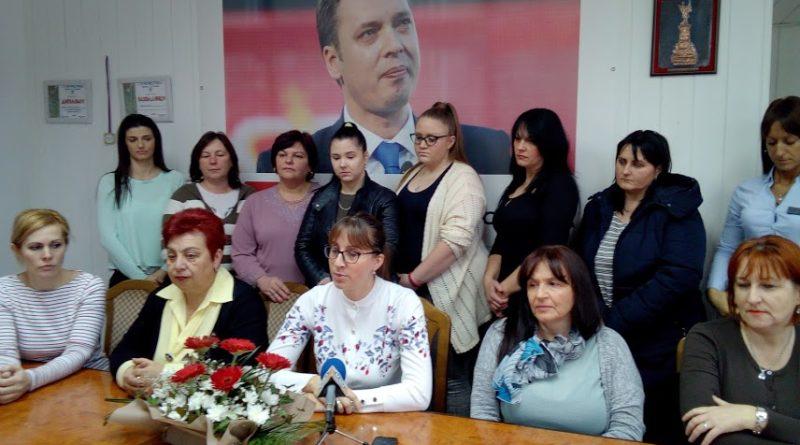 СНС Варварин: Осуда говора мржње и насиља над женама