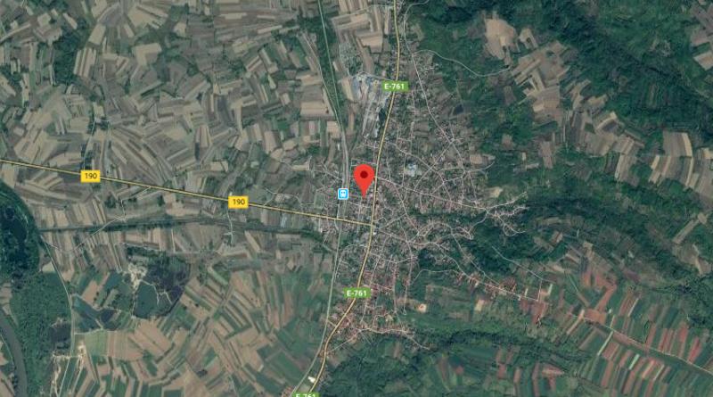 Земљотрес у Ћићевцу