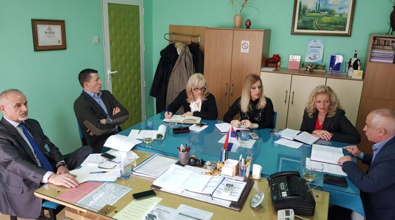 Састанак директора установа социјалне заштите у Трстенику